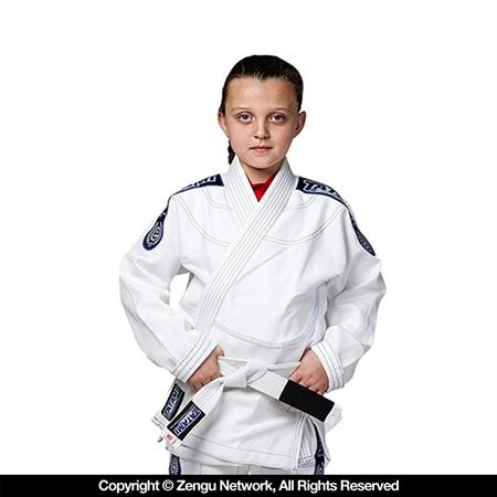 Tatami Kids Jiu Jitsu Uniform with Free White Belt